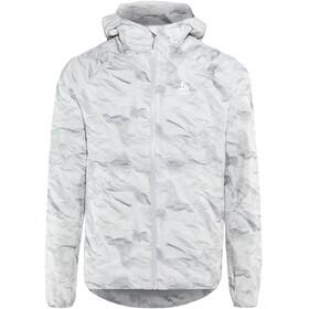 Odlo FLI 2.5L Jacket Men odlo silver grey-Paper Print